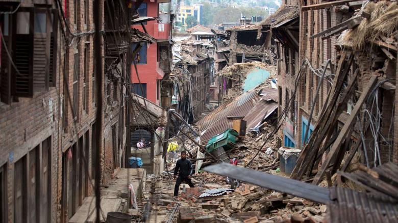 Erdbeben Nepal 2015