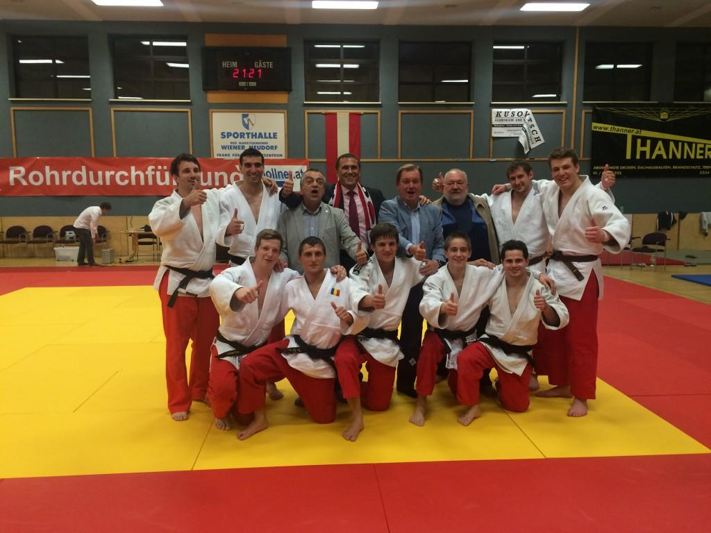 Judo - Sporthalle - 22. Mai 2015