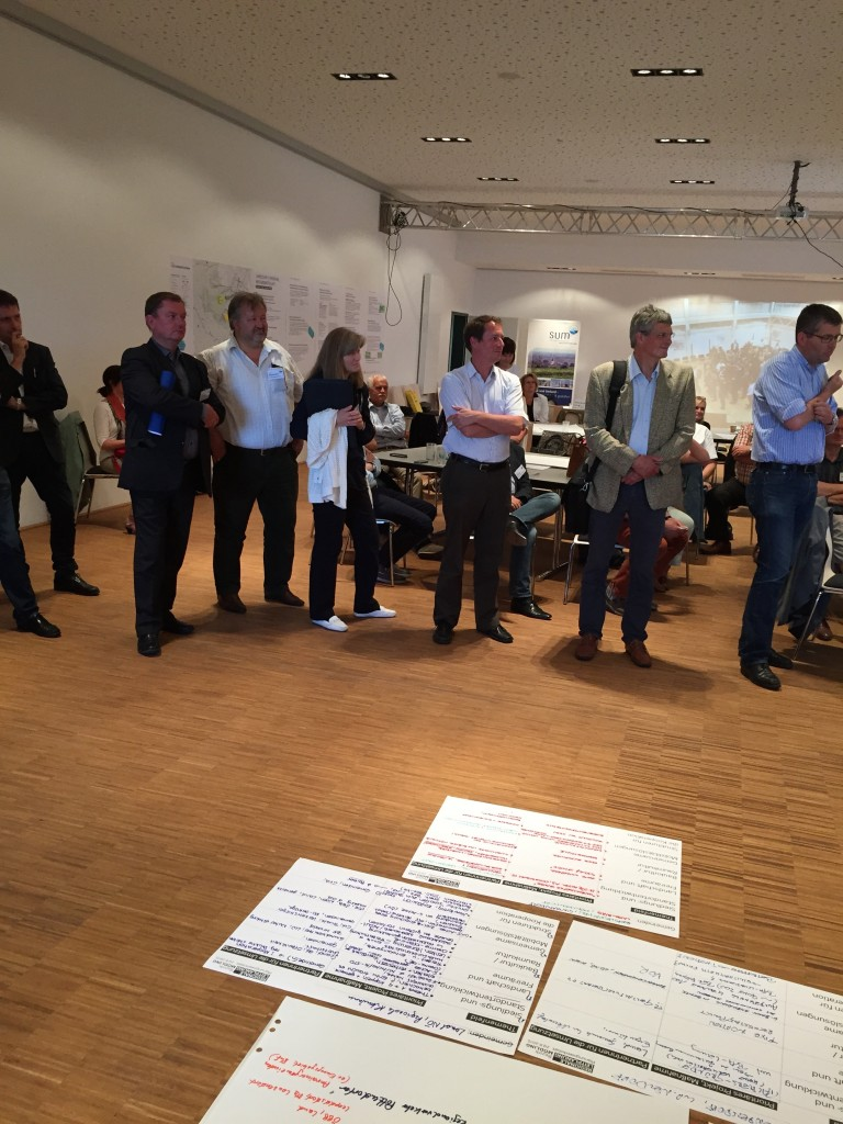 Leitbildkonferenz Gießhübl 29.6.2015