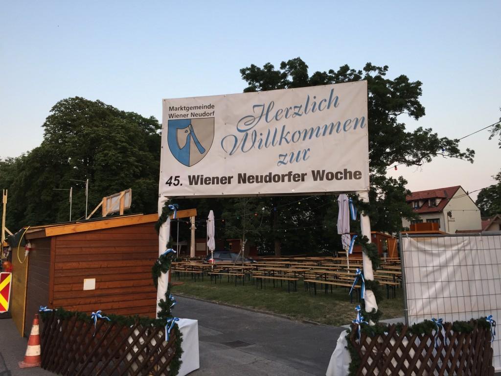 Wiener Neudorfer Woche 2015