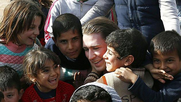 Flüchtlinge : Minister Kurz