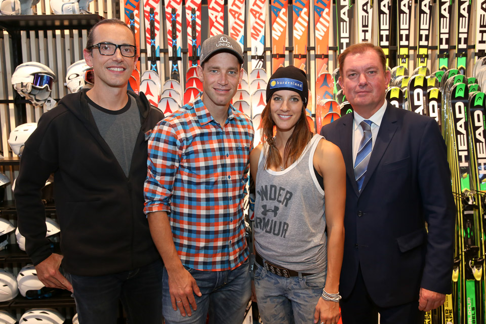 Intersport SCS Flagship-Store-Opening